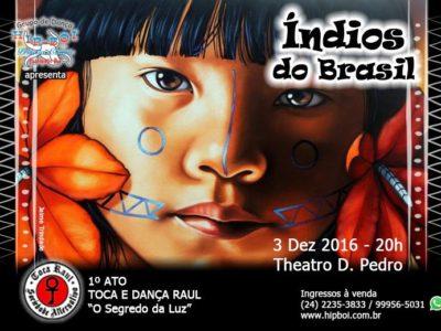 Hip-Boi Apresenta – Índios do Brasil